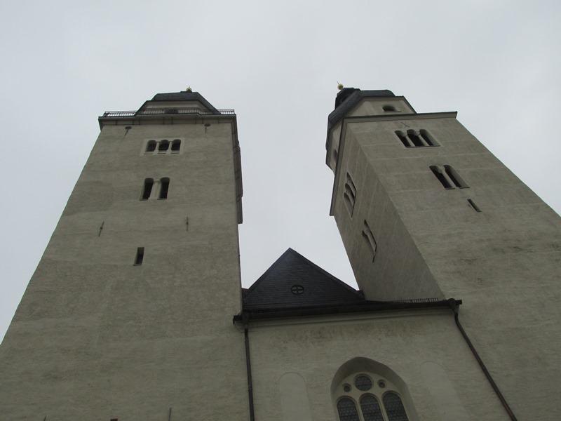 Die Johanniskirche in Plauen