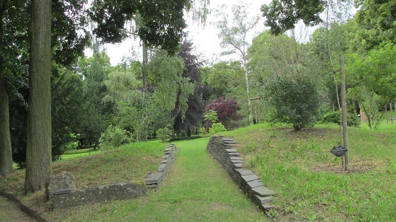 Arboretum der Baumpark in Plauen im Juli 2020__0060