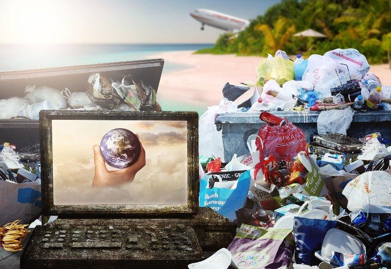Plastikmüll, Plastik die Lösung und das Problem
