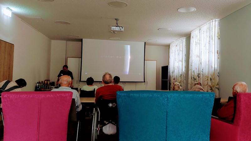 Kino im ASPIDA Pflegecampus Plauen