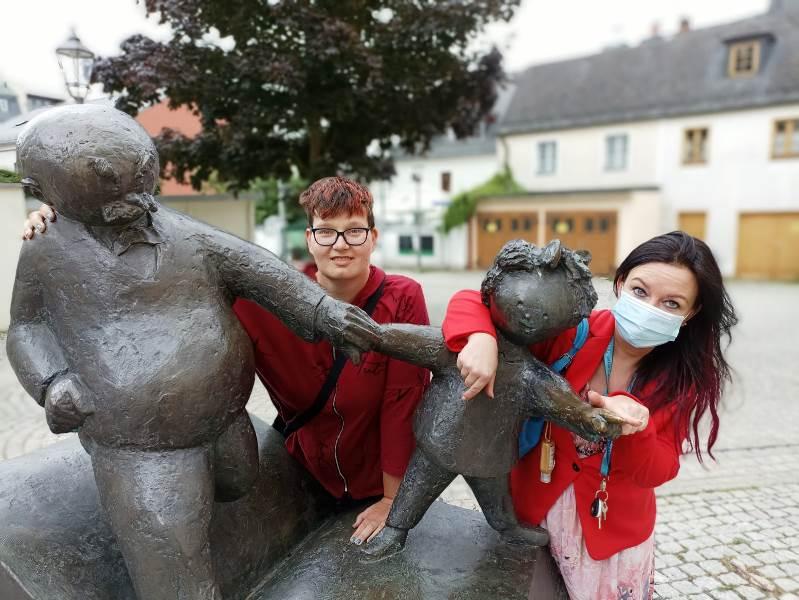 Zweiter Stadtrundgang in Plauen vom ASPIDA Pflegecampus